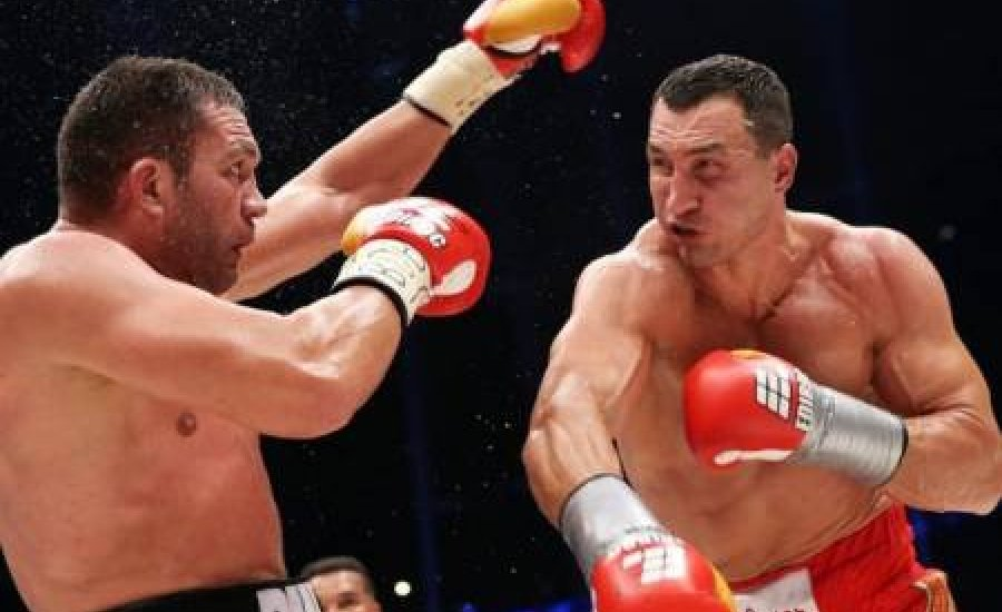 Kubrat Pulev szerint Klicsko csak szerencsés volt