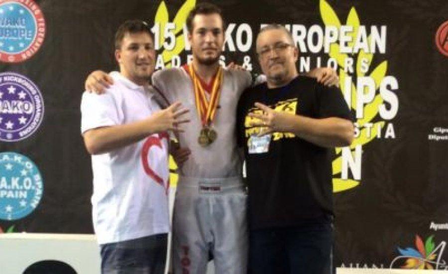 Erdei Brúnó 4 Európa-bajnoki arannyal tért haza