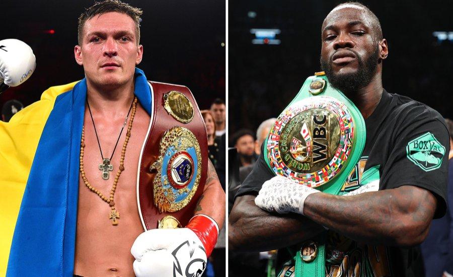 A WBC elnöke Wilder-Usyk meccset szeretne az új súlycsoportjukban?