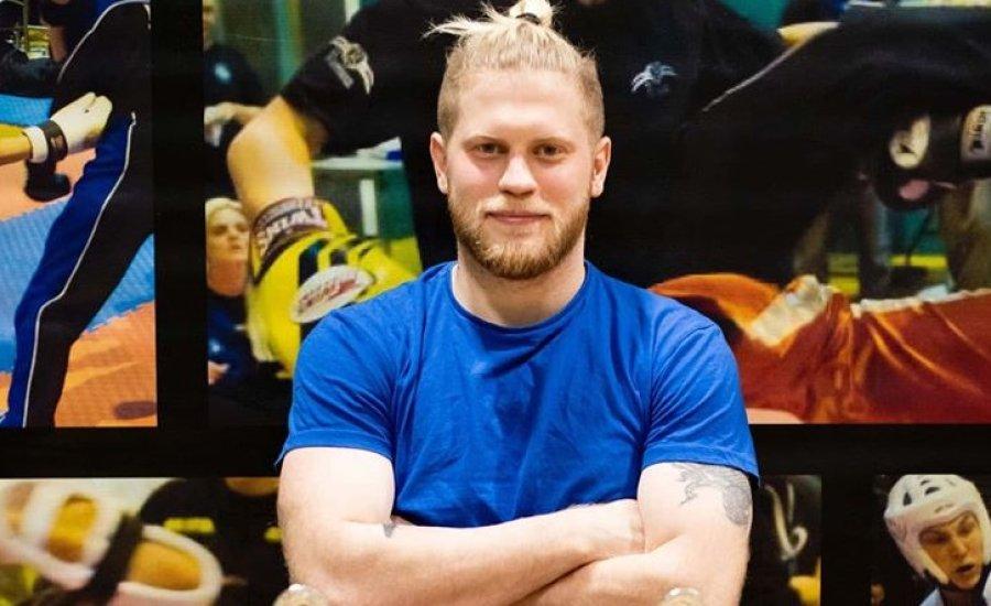 Folytatta remeklését a kick-boxos Veres Alex