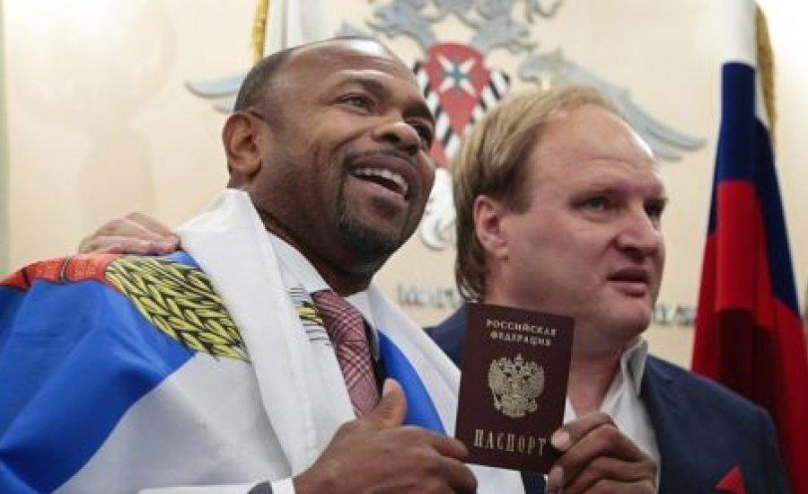 Roy Jones Jr: orosz vagyok!