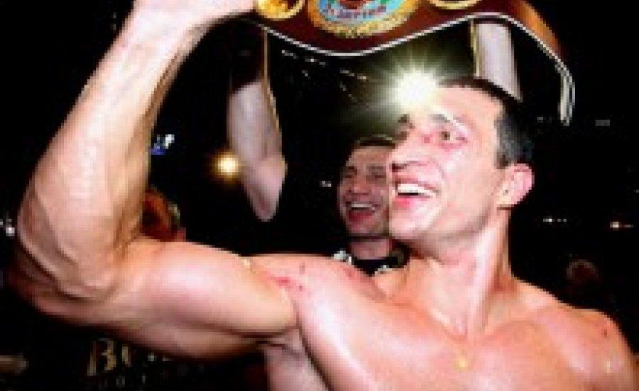 Ki lehet Vlagyimir Klicsko következő kihívója?