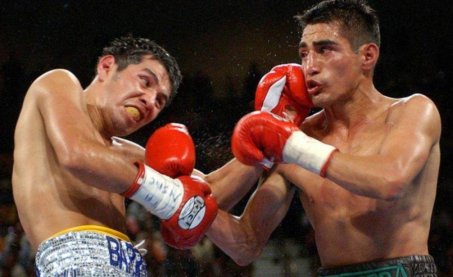 Classic Boxing: Morales-Barrera I.
