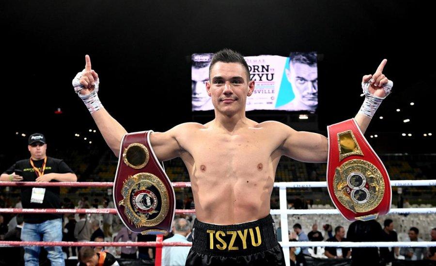 Tszyu álma egy Golovkin elleni harc