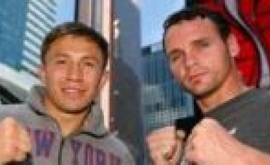 Road to Golovkin/Geale