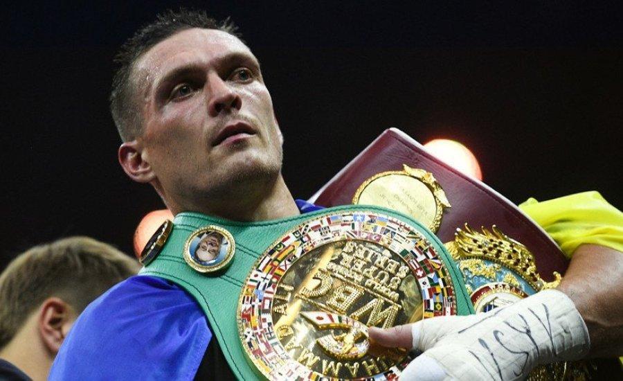 Oleksandr Usyk nagyon várja a Joshua-Ruiz visszavágó győztesét