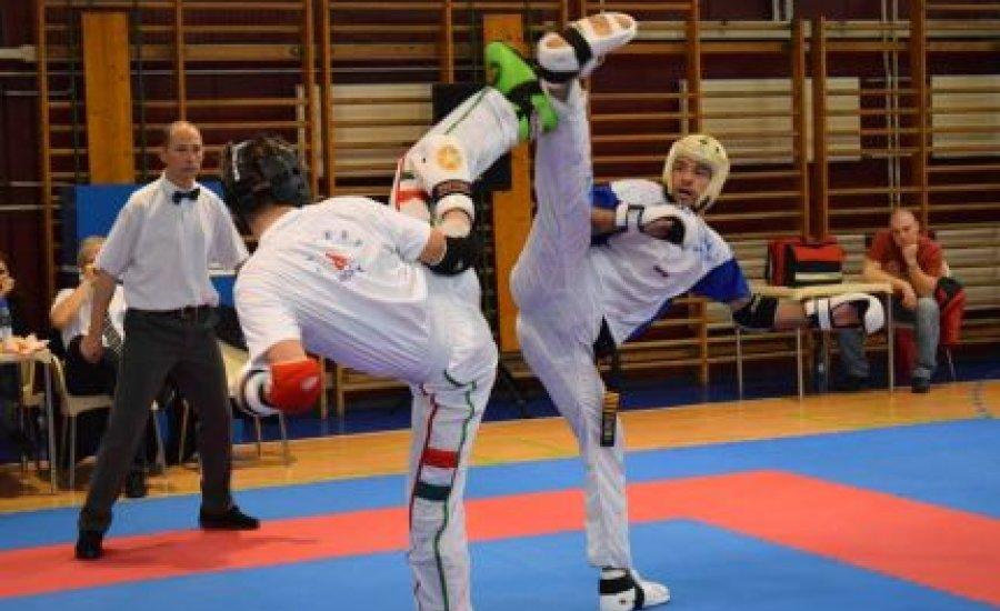 Kick-box point-fighting: Eldőltek a bajnoki címek