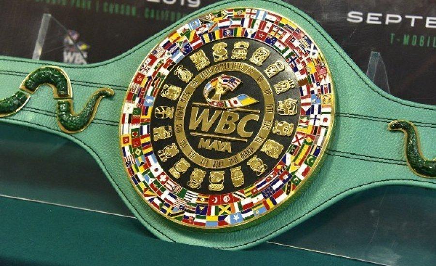 Újabb öv a WBC egyébként is gazdag repertoárjában