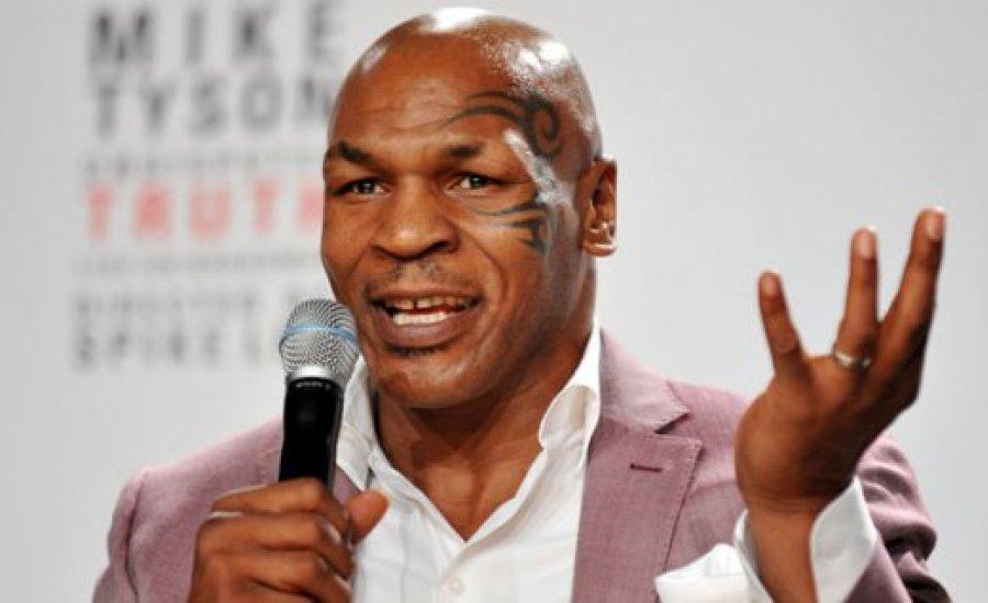 Mike Tyson sorra kapja az ajánlatokat