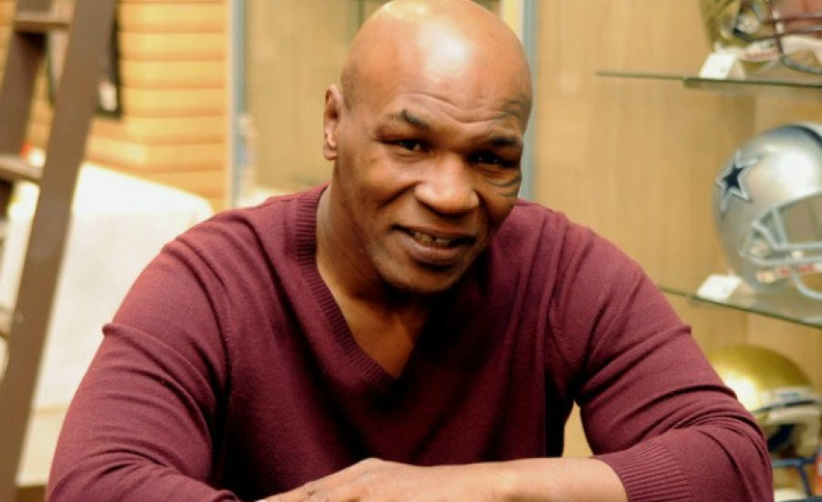 Mike Tyson: Más ember lettem!
