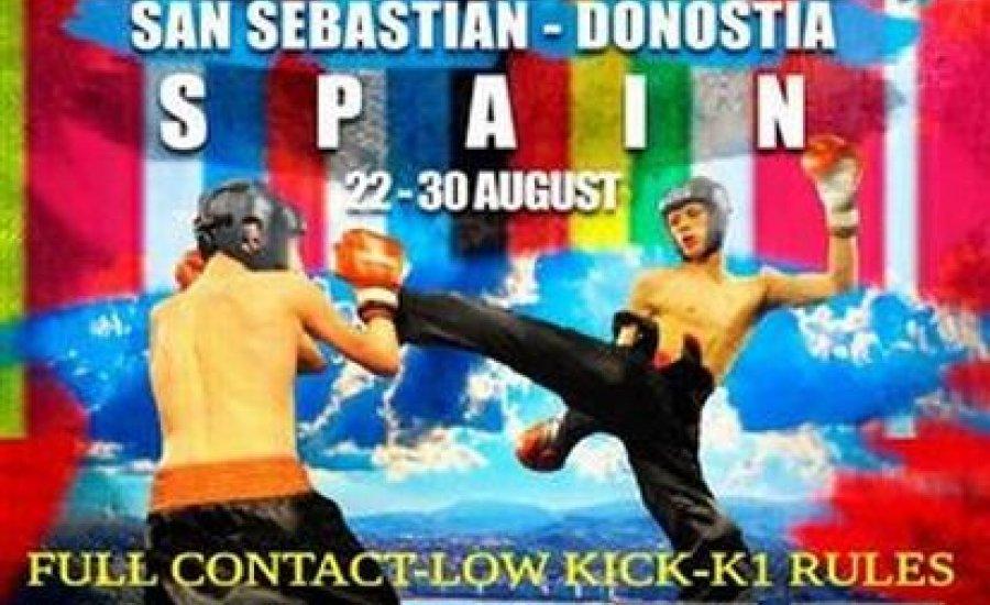 Kick-box: Készülődés az Európa-bajnokságra