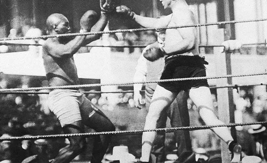 Classic Boxing: Jess Willard vs Jack Johnson