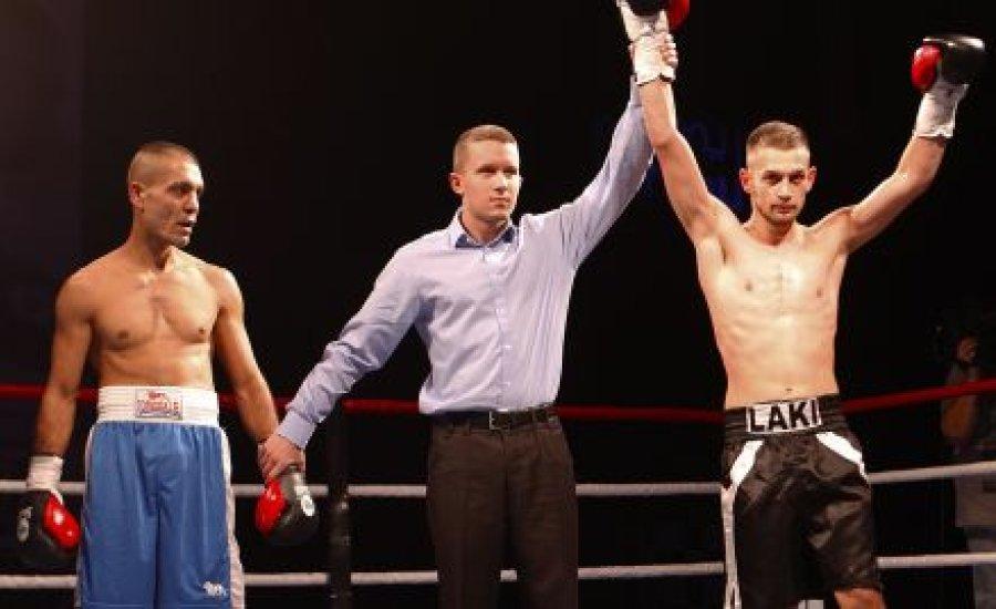 Laki Róbert hatalmas test KO-val nyert