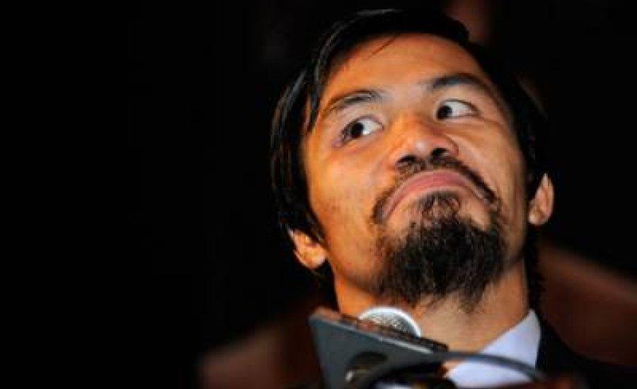 Pacquiao véletlenszerű doppingtesztet akar
