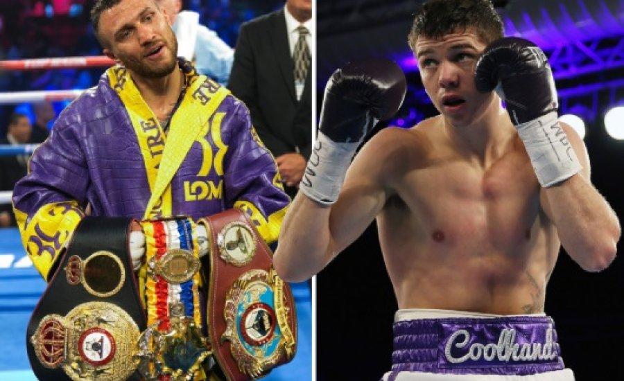 Lomacsenko legközelebb Angliában bokszolhat