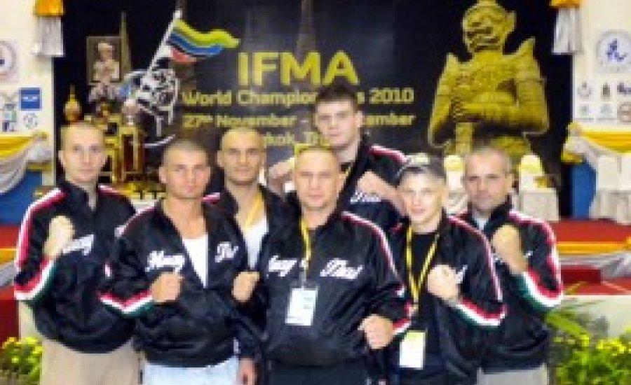 IFMA VB 2010 - a második nap