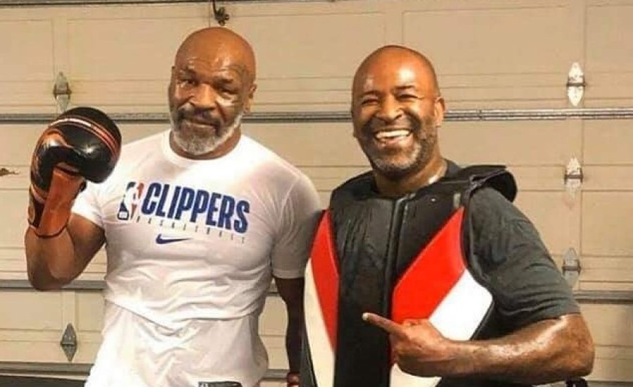 Mike Tyson fantasztikus formában - ezt ő maga mondja!