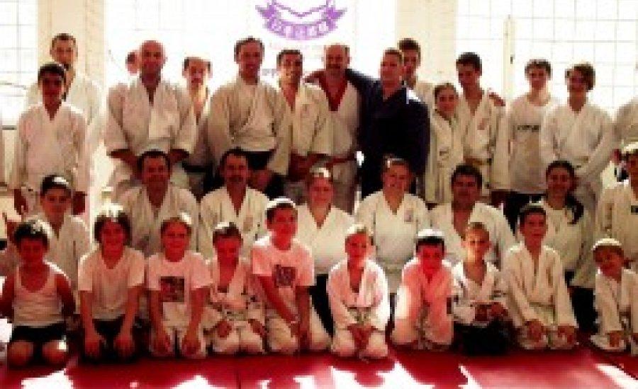 Verebics Hajnalka - Aikido szeminárium Békéscsabán