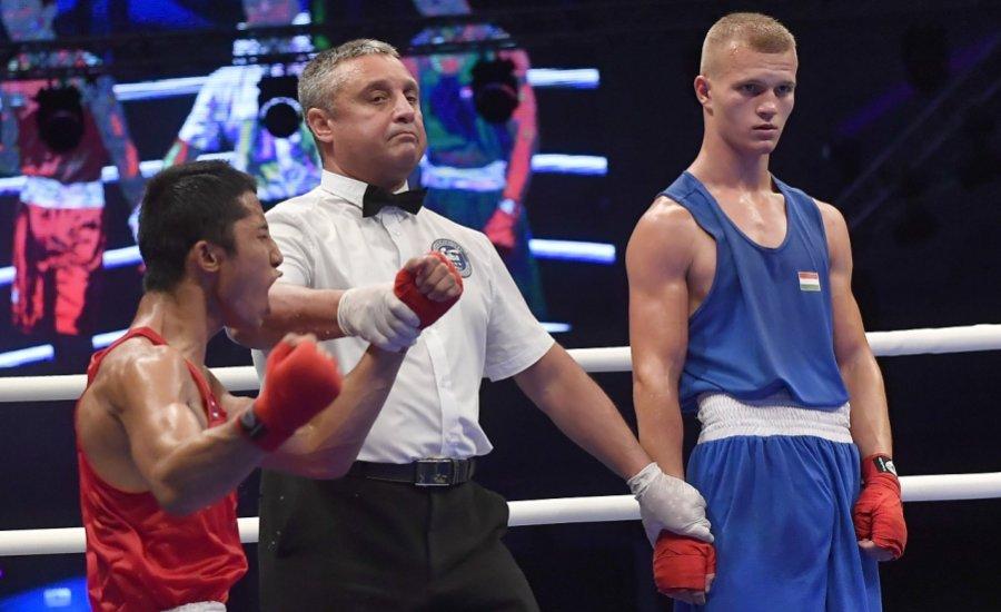 Orbán Adrián ezüstéremmel zárta az ifjúsági világbajnokságot