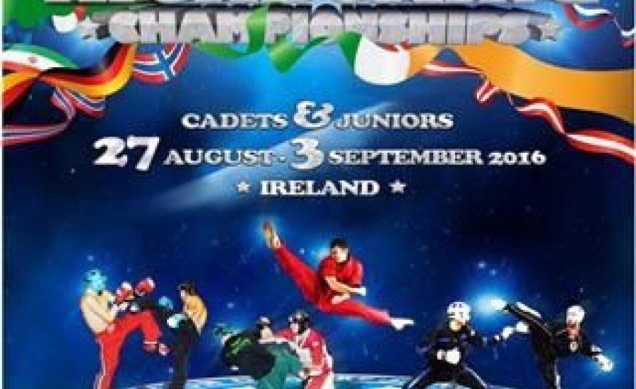 Utánpótlás Kick-boksz világbajnokság: Dublin után