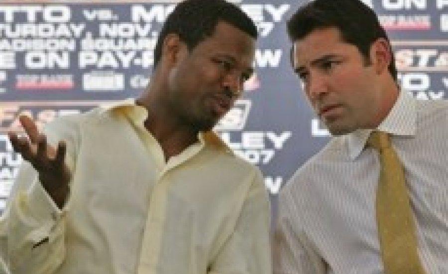 Mosley elhagyja a Golden Boy-t, Oscar ideges