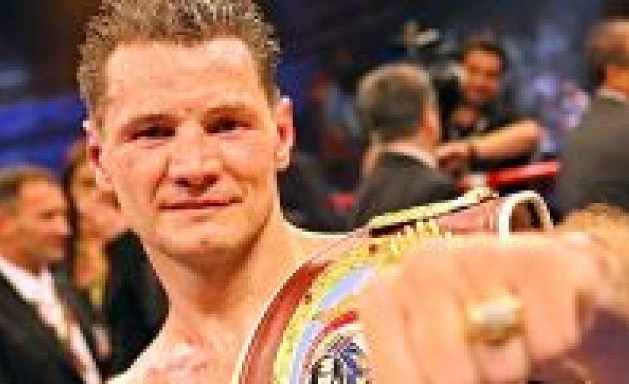Erdei Zsolt ismét itthon, áprilisban bokszolhat újra
