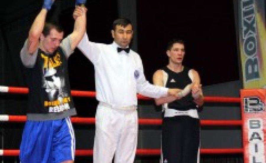 BoxingONE bajnok a K.O Galánta