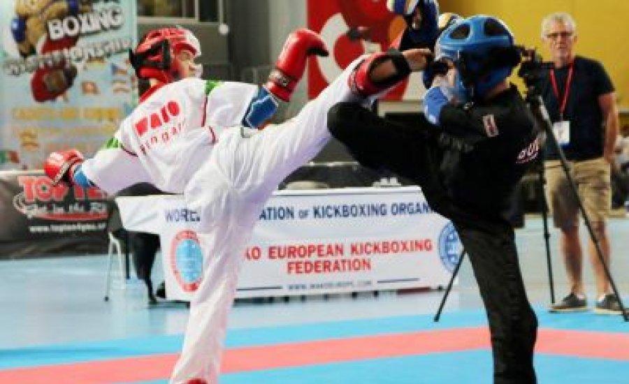 Elképesztő magyar fölény a kick-box Eb-n