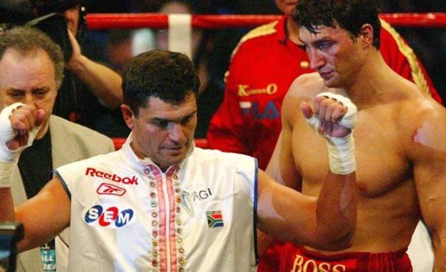 Classic Boxing: Vlagyimir Klicsko - Corrie Sanders