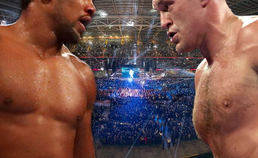 Anthony Joshua akár a meccs elején kiütheti Tyson Fury-t