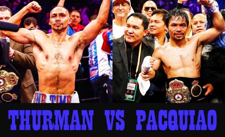 Pacquiao-Thurman július 20-án