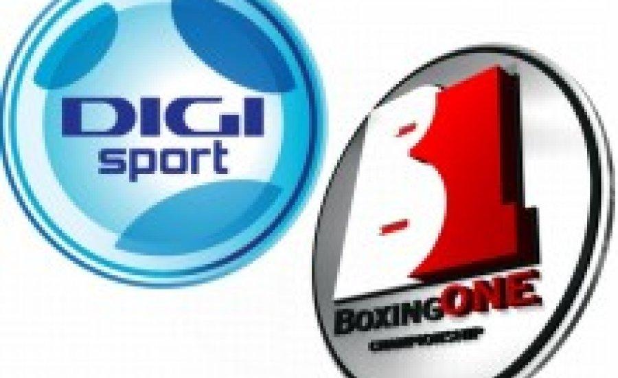 BoxingONE a DigiSport csatornán