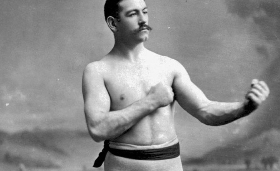 John L. Sullivan, Amerika első sportcsillaga