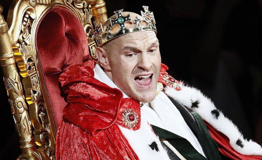 Tyson Fury veretlen német ellenféllel küzdhet decemberben