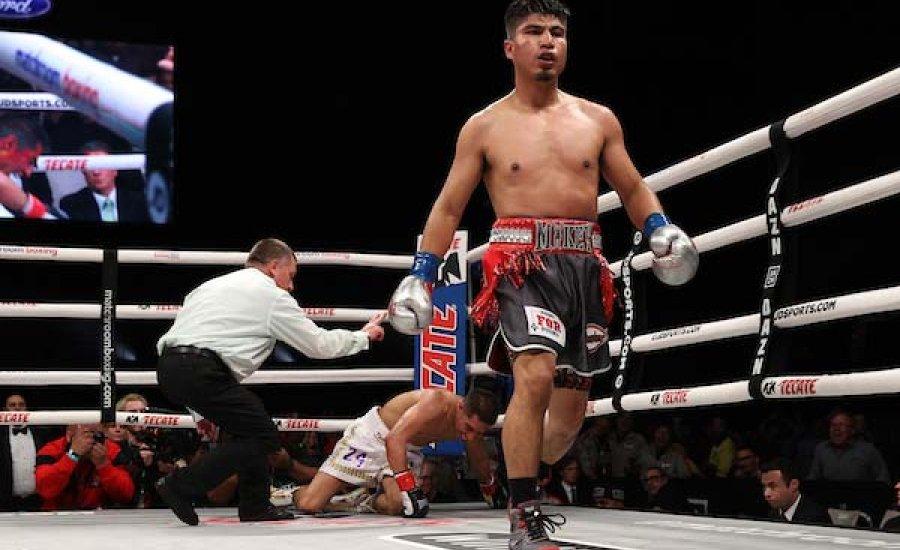 Mikey Garcia nyert, és már Manny Pacquiao-nak üzent