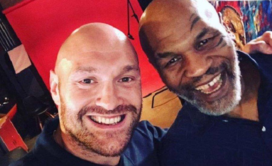 Arum szerint jöhet a Mike Tyson – Tyson Fury jótékonysági mérkőzés
