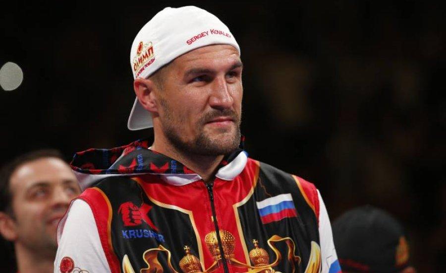 Letartóztatták Szergej Kovaljovot