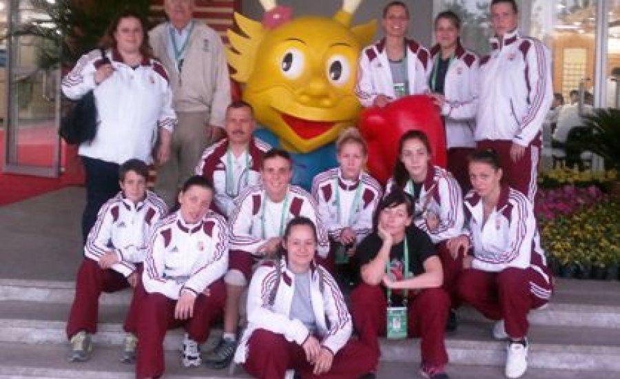 Visszatér Keszthelyre a női EU-bajnokság