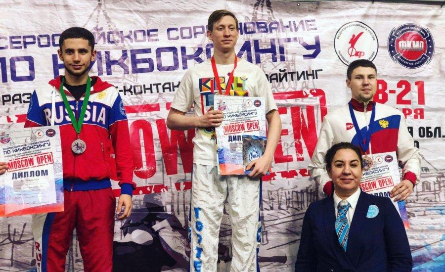 Bevette Moszkvát az Év sportolója-jelölt kick-boxos