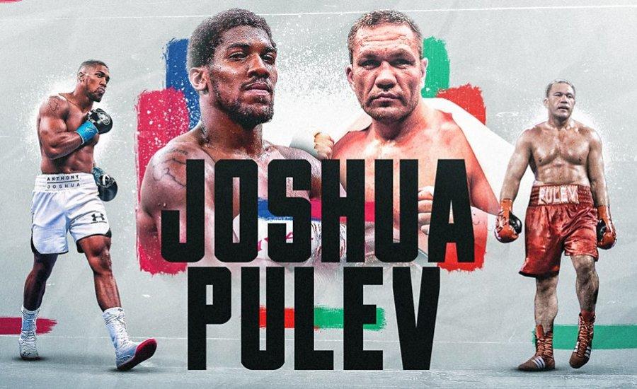 Így nézheted a szombati Joshua-Pulev vb-címmérkőzést