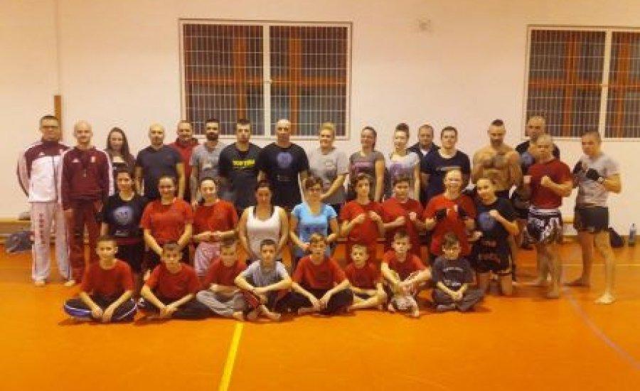 Kabai kick-box szakmai évzáró