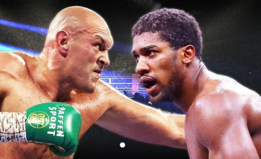 Hatton pénzt is tenne Fury győzelmére Joshua ellen
