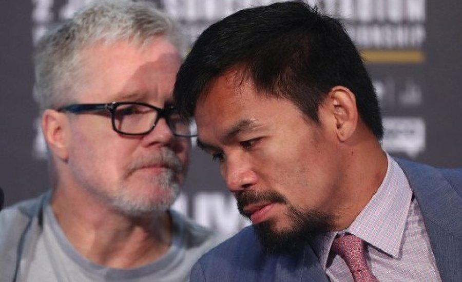 Roach biztos benne, hogy Mayweather megküzd a Pacquiao-Broner győztesével