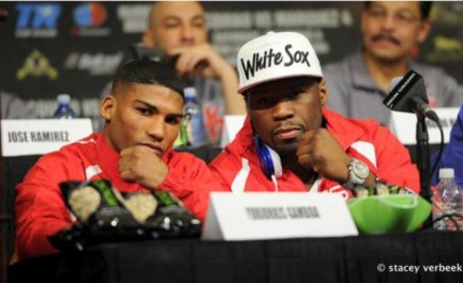 """Gamboa: hiba volt """"50 Cent""""-hez szerződni"""