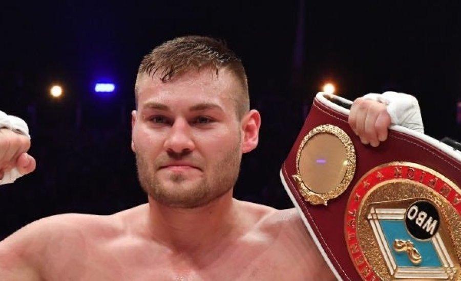 Schwarz meglepetést ígér Tyson Fury ellen