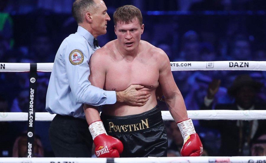 Alexander Povetkin kiütések