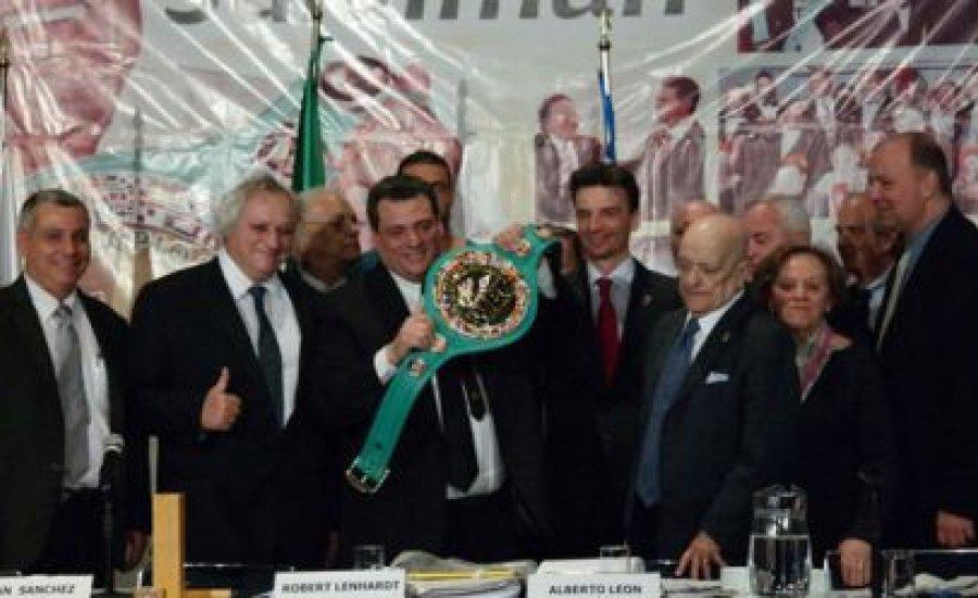 Mauricio Sulaiman az WBC új elnöke