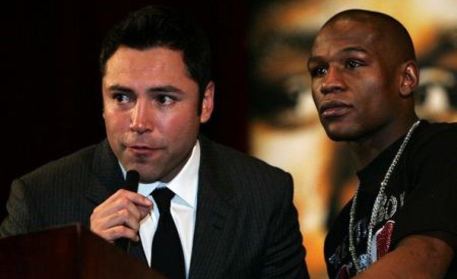 Oscar és Floyd ismét összecsap?