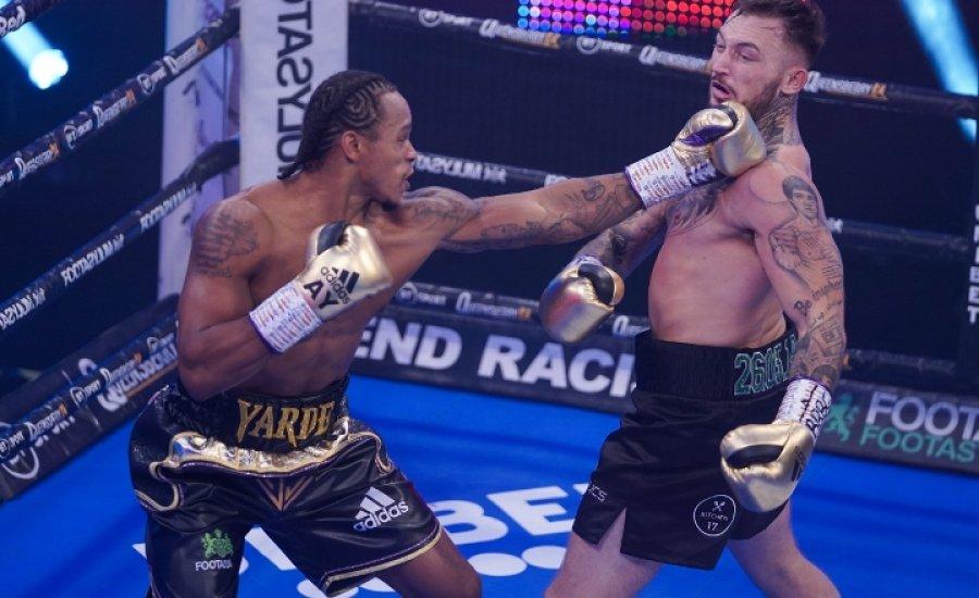 Anthony Yarde hétvégi küzdelme Dec Spelman ellen