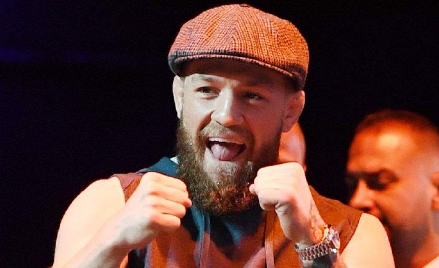 Hazatérés: Conor McGregor szülővárosában térhet vissza